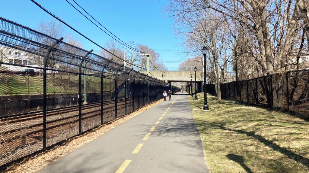 East Boston Greenway Connector